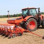 Сеялки за пролетници малки трактори